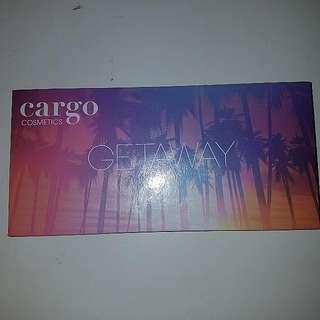 Cargo Cosmetics Getaway Eyeshadow Palette