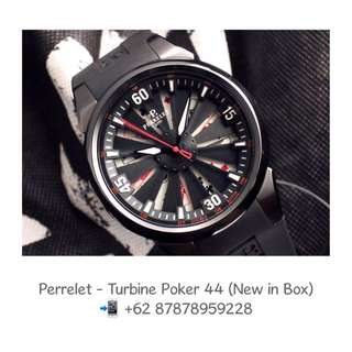 Parrelet - Turbine Poker 44 (New In Box)