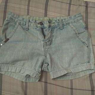 Maong Sexy Shorts