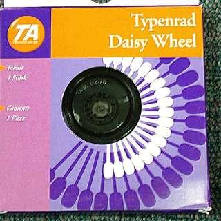 全新TA 打字碟-All New TA Daisy Wheel