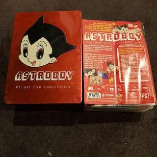 Astro Boy Deluxe Dvd Collection 1980