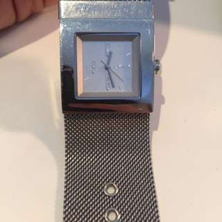 DKNY Square Watch