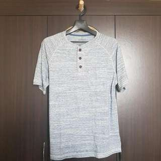 Outdoor Life Blue/Gray Shirt - Small