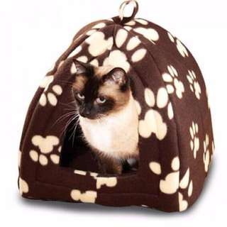 Foldable Soft Pet House