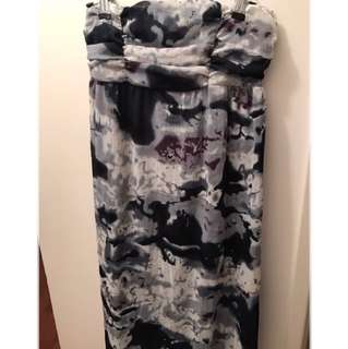 Size 8 Glassons Maxi Dress
