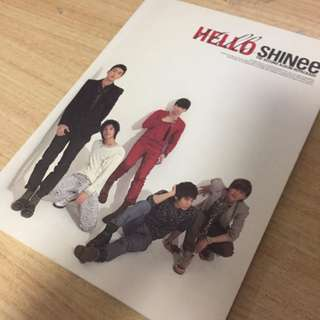 SHINee Hello (Repackage)