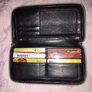 Pre Loved Baby Path Long Wallet