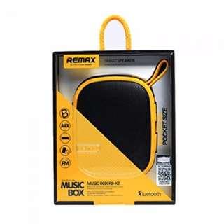 Remax RB-X2 MINI Bluetooth Speaker FM Radio Hands-free