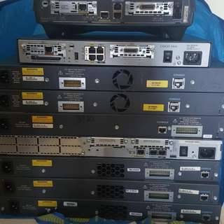 Cisco Switch & Routets
