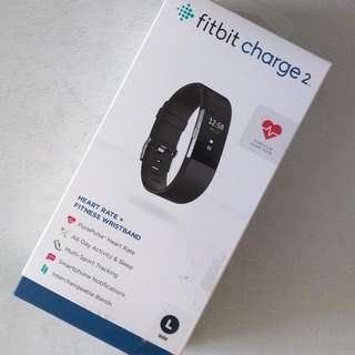 Fitbit Charge 2 Watch (Reserved)