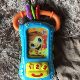 Leap Frog Lil Phone Pal