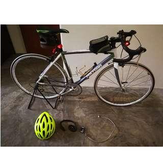 Stock Polygon Helios C2.0 Roadbike