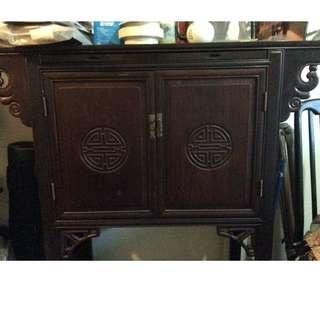 ornamental altar table - never used as altar