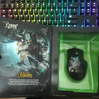 Razer Naga League Of Legends Collector's Edition