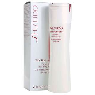 Shiseido The Skincare Rinse-off Cleansing Gel 200ml