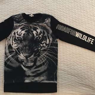 WWE SHIRT H&M Limited Edition