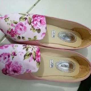 Flatshoes Bunga