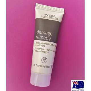 AVEDA damage remedy™ intensive restructuring treatment 25 ML NO BOX