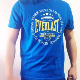 SALE EVERLAST GRAPHIC TEE