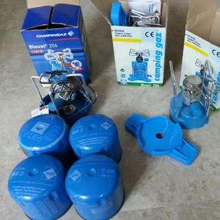 Camping Gaz/Gas Stove. Light & Compact. Cheap Sale!!