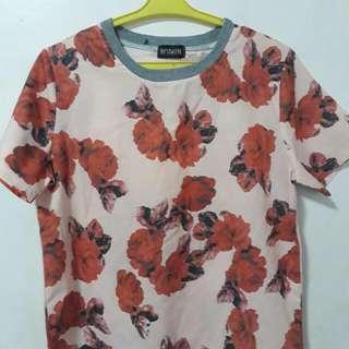 Reduced! Bottomline Clothing Flower Blouse
