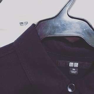 UNIQLO Rayon Long Sleeve Polos (2)