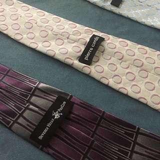 Variety Of Ties / Tie