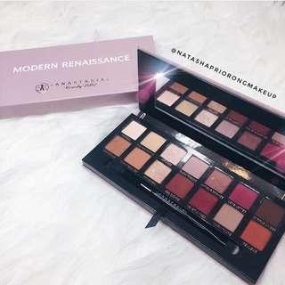 [INSTOCKS!] BN Authentic Anastasia Beverly Hills Modern Renaissance Palette