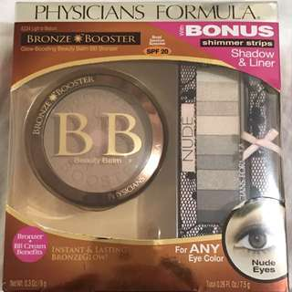 Physicians Formula Bronze Booster set 1