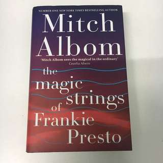 Mitch Albom - The Magic Strings