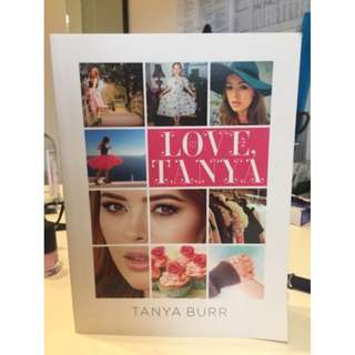 Love Tanya Book By Tanya Burr Great Condition