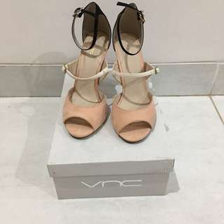 Heels VNC Dusty Pink