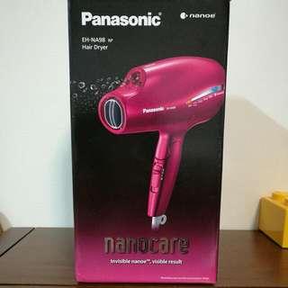 (全新公司貨)Panasonic EH-NA98奈米水離子吹風機(一年保固)