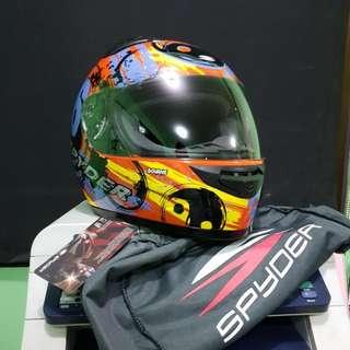 Spyder Brand New Helmet