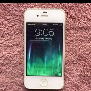 Used iPhone 4s 16GB