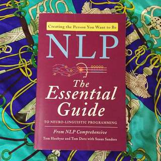 NLP The Essential Guide