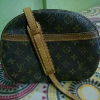 Authentic Louis Vuitton Cross Body Bag