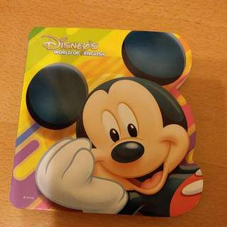 迪士尼My first Mickey and Minnie book