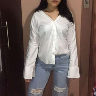 avgal collection white top