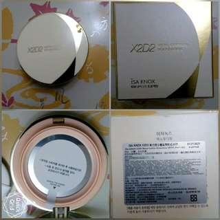 [全新] ISA KNOX X2D2 聚光燈金屬氣墊粉底