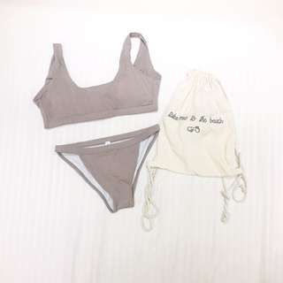 Eighth Mermaid Reversible Bikini