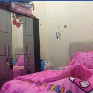 Bedcover Set King Rabbit