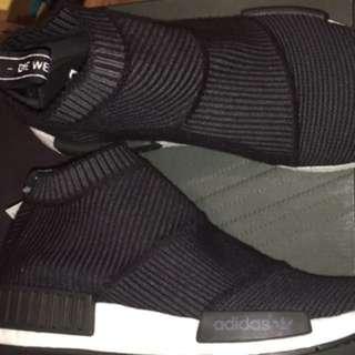 Adidas NMD WINTER WOOL City Socks Size 9US