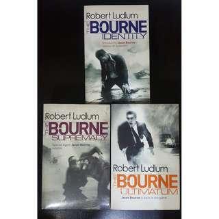 Jason Bourne Bundle