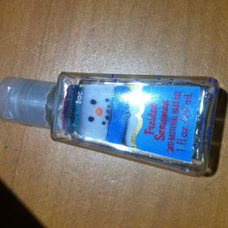 Empty Hand Sanitizer Cover Bath And Body Works
