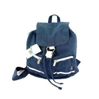 🚚 [T.W BEAR]藍色後背包