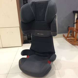 CYBEX Solution X Infant Booster Car Seat