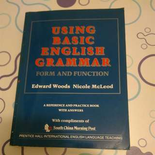 DSE英文 Using Basic English Grammer(Form And Function)