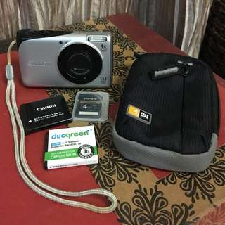 Canon Powershot A2200 Camera (Complete)