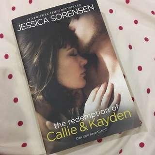Callie And Kayden By Jessica Sorensen